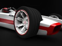 Hot Wheels Honda Racer, 4 of 12