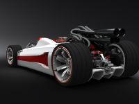 Hot Wheels Honda Racer, 5 of 12