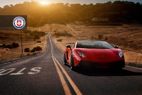 ОПЧ Lamborghini Gallardo Super Trofeo Stradale C99S