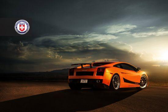 HRE Lamborghini Gallardo Superleggera C93