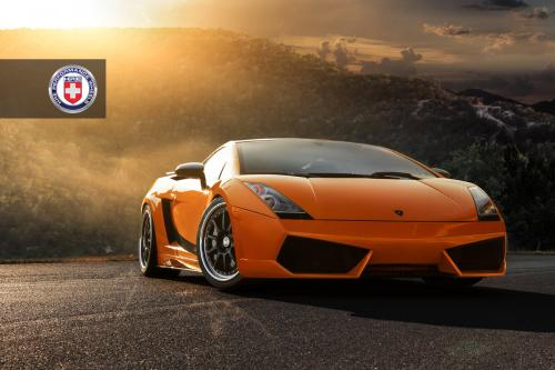 ОПЧ Lamborghini Gallardo Superleggera C93