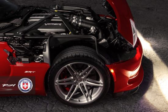 HRE Performance Dodge SRT Viper Twin Turbo P106