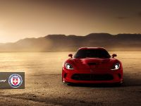 HRE Performance Dodge SRT Viper Twin Turbo P106, 1 of 9