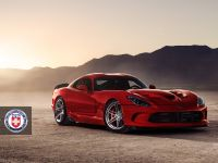 HRE Performance Dodge SRT Viper Twin Turbo P106, 2 of 9