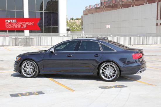 HRE Wheels Audi S6
