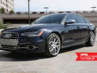 HRE Wheels Audi S6, 2 of 8