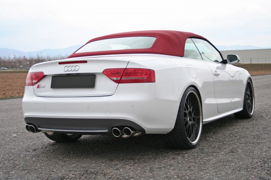 HS Motorsport Audi S5 Cabrio