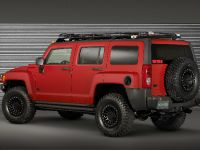 Hummer Four Wheeler Magazine Project Trailhugger SEMA 2009