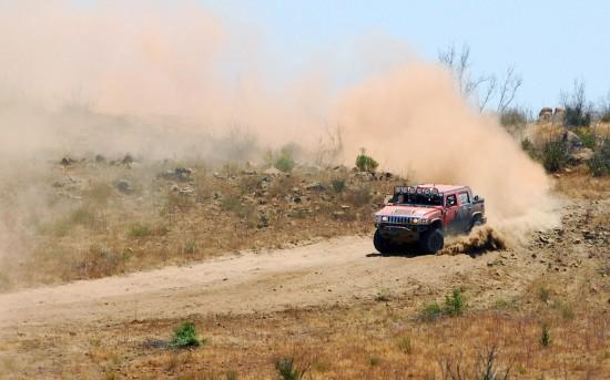 Hummer H3 Alpha and H3 First Stock Class Vehicles