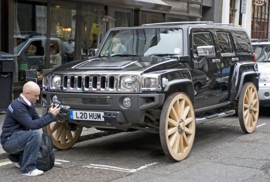 Hummer H3 Ultimate Wagon Wheel