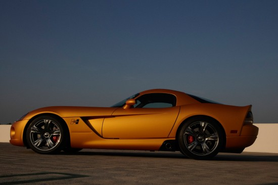 HURST Dodge Viper Limited Edition
