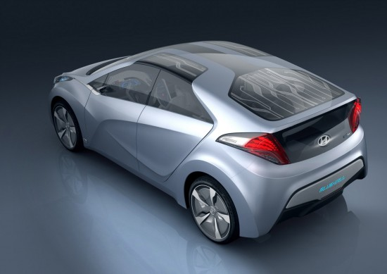 Hyundai BLUE-WILL concept