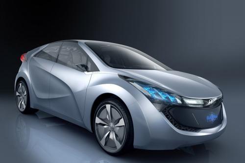 BLUE-WILL - Hyundai сборы в с advanced hybrid concept