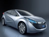 Hyundai BLUE-WILL concept, 1 of 15