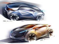 Hyundai BLUE-WILL concept, 6 of 15