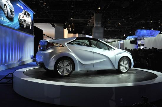 Hyundai Blue-Will Detroit