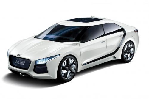 Hyundai Blue2 топливных концепции