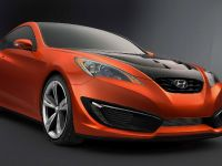 Hyundai Concept Genesis Coupe, 4 of 8