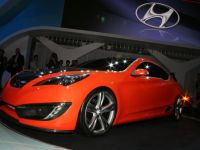 Hyundai Concept Genesis Coupe, 6 of 8