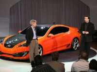 Hyundai Concept Genesis Coupe, 8 of 8