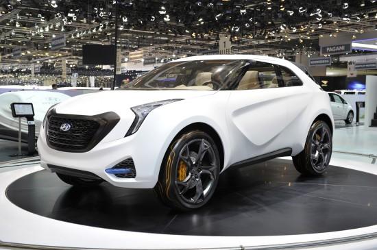 Hyundai Curb Concept Geneva