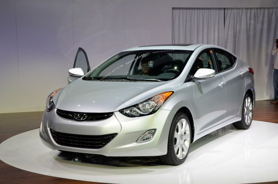 Hyundai Elantra Los Angeles