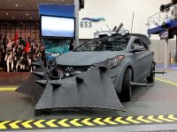 Hyundai Elantra Zombie Survival Machine, 1 of 7