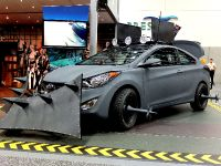 Hyundai Elantra Zombie Survival Machine, 2 of 7