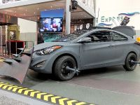 thumbnail image of Hyundai Elantra Zombie Survival Machine