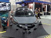 Hyundai Elantra Zombie Survival Machine, 5 of 7