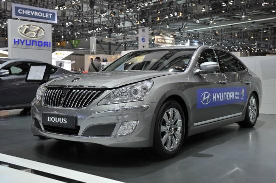 Hyundai Equus Geneva