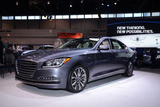 Hyundai Genesis Chicago