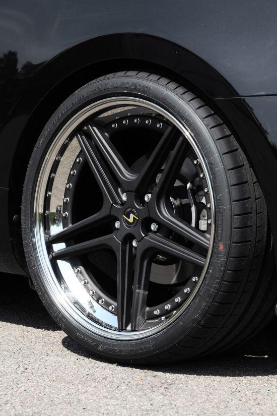 Hyundai Genesis Coupe Project Panther