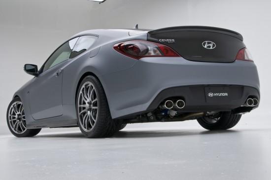 Hyundai Genesis Hurricane SC