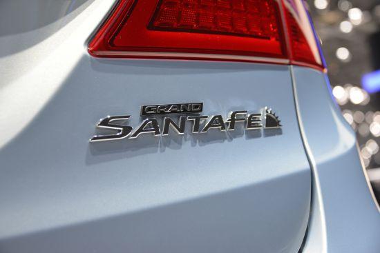 Hyundai Grand SantaFe Geneva