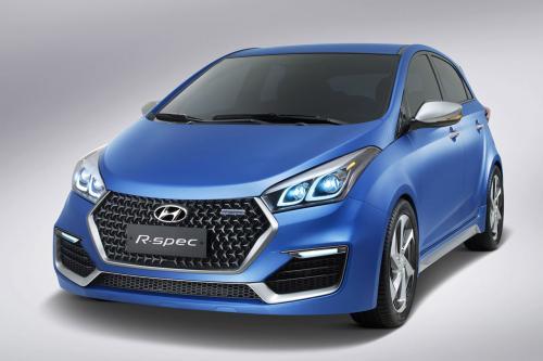 Hyundai серия HB20