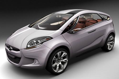 "Hyundai HED-5 i-Mode\"" концепция делает североамериканский дебют на Los Angeles Auto Show"