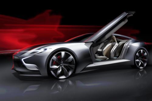 Hyundai HND-9 Concept [эскиз]