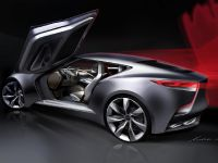 Hyundai HND-9 Concept sketch, 2 of 2