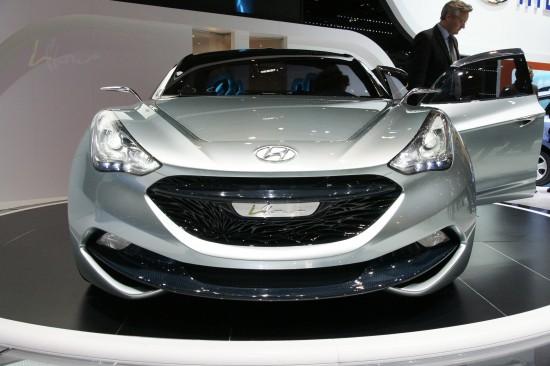 Hyundai i-flow Geneva