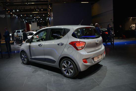 Hyundai i10 Frankfurt