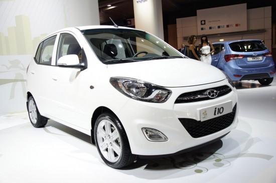 Hyundai i10 Paris