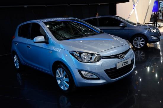 Hyundai i20 Geneva
