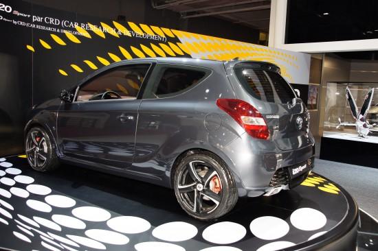 Hyundai i20 Sport Paris