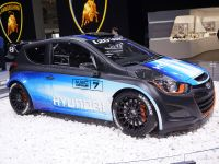 Hyundai i20 WRC Geneva 2013, 2 of 9