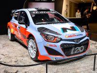 thumbnail image of Hyundai i20 WRC Geneva 2014
