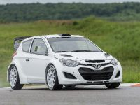 Hyundai i20 WRC Test Debut, 1 of 5