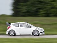 Hyundai i20 WRC Test Debut, 2 of 5