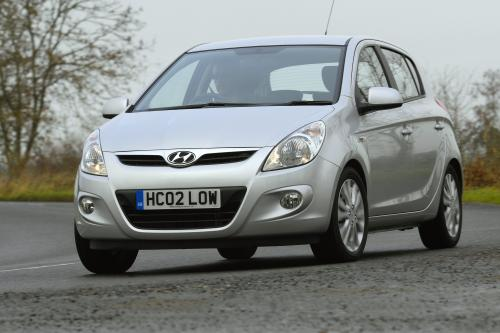 Hyundai I20 2008 Hd Pictures Automobilesreview