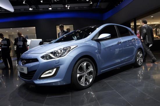 Hyundai i30 Frankfurt